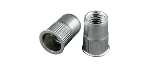 Low Profile Steel Rivet Nuts