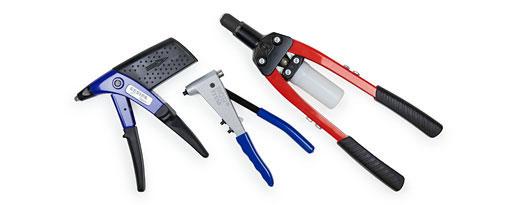Manual Rivet Tools